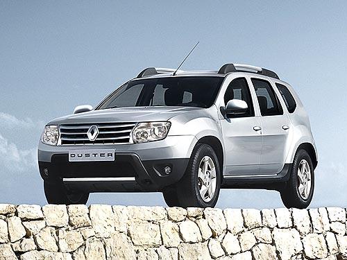 За 4 года выпущено 1 млн. Renault/Dacia Duster - Renault