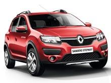 На Renault Sandero и Sandero Stepway до Нового Года действуют специальные цены