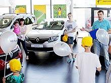 """Renault в Украине запускает акцию """"Встречай весну с Renault"""""""