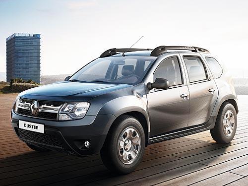 Renault Duster с дизельным двигателем и коробкой EDC уже в Украине - Renault