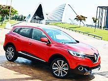 На Renault Kadjar действуют привлекательные цены