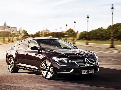 Кто выбрал первый Renault Talisman в Украине - Renault