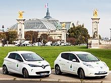 Электромобили хотят освободить от уплаты акциза и НДС