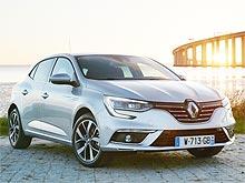 Покупатель Renault Megane хетчебэк поедет на Formula-1 - Renault