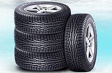 Renault к зиме подготовила бонус в виде комплекта зимних шин