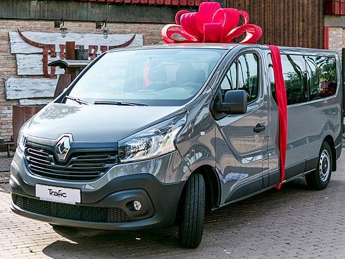 В дилерской сети Renault в Украине прошла «Ярмарка идей» - Renault