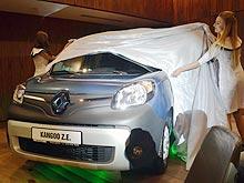 У Renault уже началась электрическая эра в Украине - Renault