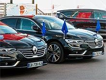330 автомобилей Renault примут участие в 70-м Каннском кинофестивале - Renault
