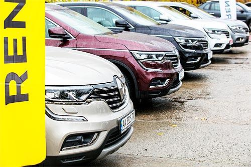 Renault – лидер автомобильного рынка Украины третий год подряд - Renault