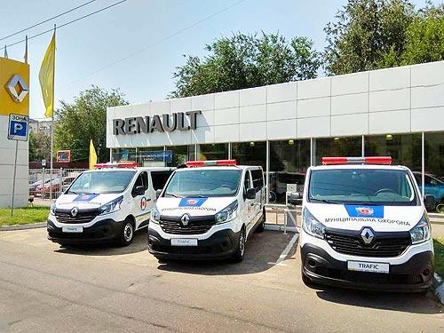 Одесскому дилеру Renault - АВТО ГРУП+ удалось достичь лидерства в корпоративном секторе