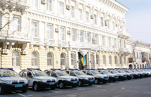 Одесский дилер Renault АВТО ГРУП+ активизируется в корпоративном секторе - Renault