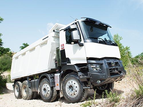 Для строительных грузовиков Renault Trucks доступна новая роботизированная КПП