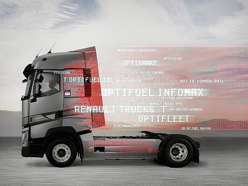 В Украине стартуют соревнования для водителей по экономичному вождению от RENAULT TRUCKS - RENAULT