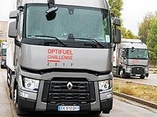 Как правильно ездить и экономить топливо уже сегодня. Международное испытание от Renault Trucks - Renault