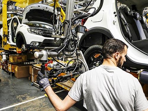 На заводе Renault в Марокко выпущен миллионный автомобиль