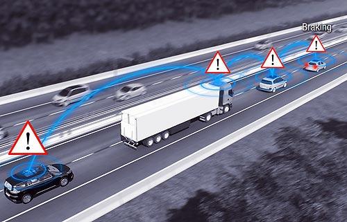 Renault создает инфраструктуру для беспилотных автомобилей - Renault