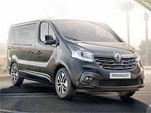 В Каннах дебютировал высококлассный микроавтобус Renault TRAFIC SpaceClass