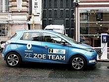 Renault проверила зарядные станции для электромобилей в Украине. Результаты - Renault