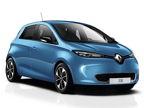 Renault заряжает - Renault