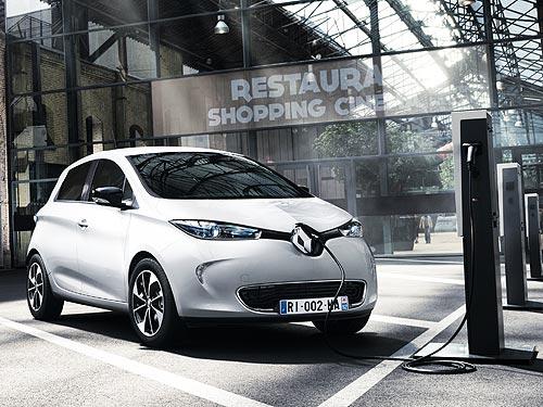 Renault будет развивать сеть мощных зарядных станций в Европе - Renault
