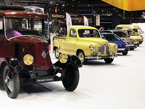 Renault отмечает 120-летие