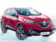 Renault вже твій! Популярные кроссоверы Renault доступны в рассрочку на выгодных условиях