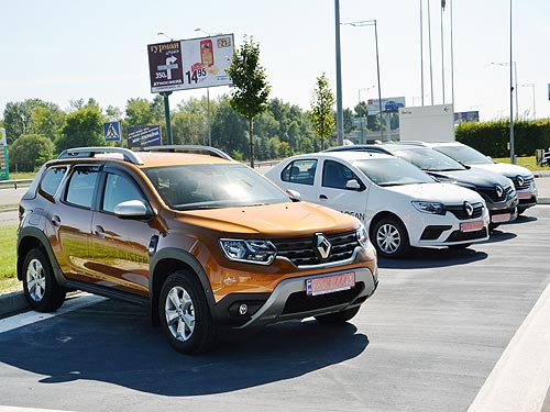 В Renault не отказались от идеи выпускать автомобили в Украине