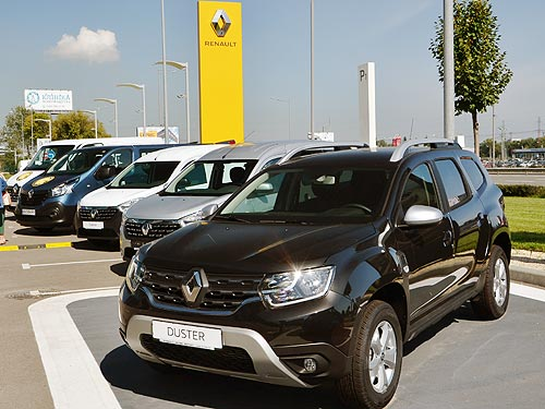 Renault запускает в Украине уникальные кредитные программы