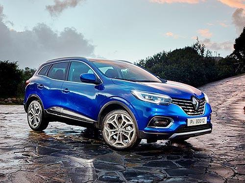 В Украине стартовали продажи нового Renault Kadjar. Подробности о новинке