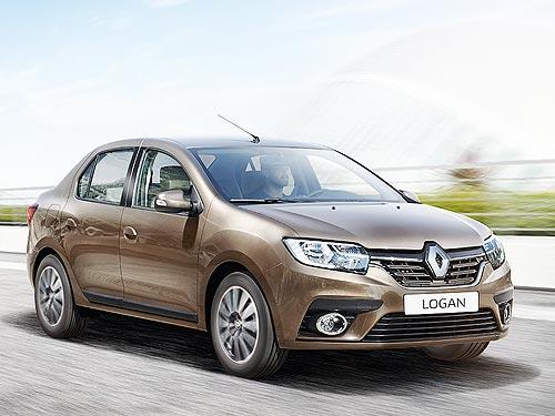 До конца весны Renault Logan доступен по цене от 310 239 грн. - Renault