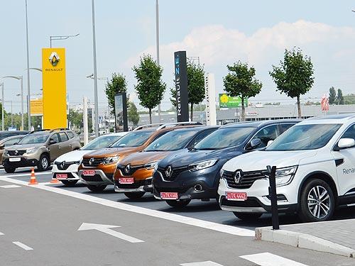 В Киеве открылся самый большой в Украине шоурум Renault - Renault