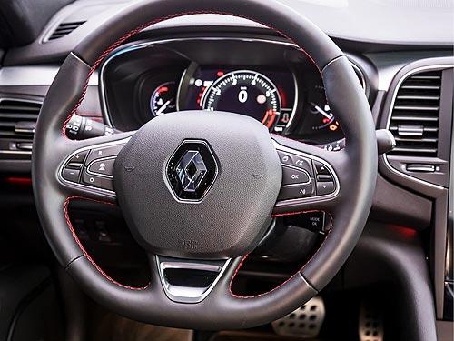 У Renault Talisman появилась эксклюзивная спортивная версиея S-Edition - Renault