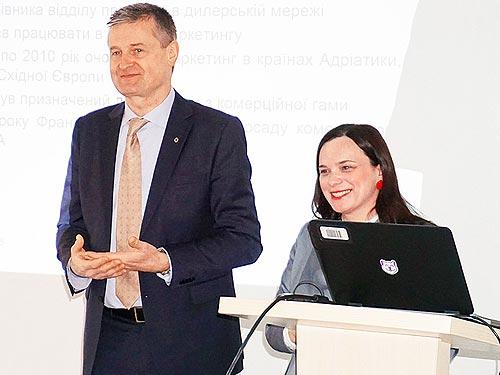 В «Рено Украина» новый Генеральный директор - Renault