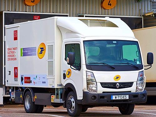 Продажи электрических грузовиков Renault Trucks стартуют в 2019 году - Renault Trucks