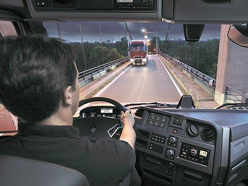 Renault Trucks представляет новую навигационную и развлекательную систему
