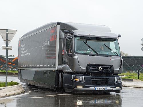 В Renault Trucks придумали, как снизить расход топлива еще на 12,8%