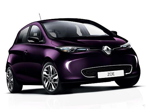 Renault представила новое поколение электродвигателей - Renault