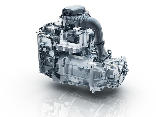 Renault представит концепт для городского транспорта и новые моторы