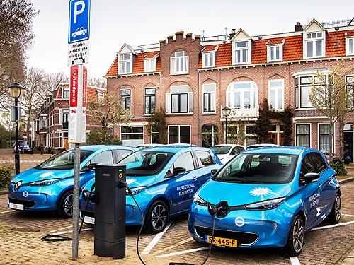По цене мобильной связи: Государственные субсидии сделали электромобили очень дешевыми в Германии и Франции