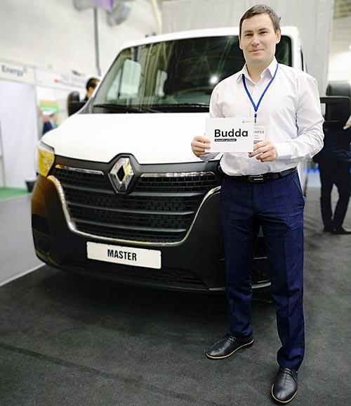 В Украине появился новый автомобильный бренд Budda - Budda