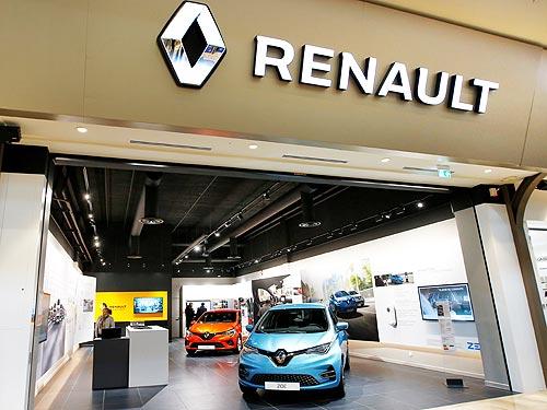 Renault открывает первый концептуальный центр Renault City
