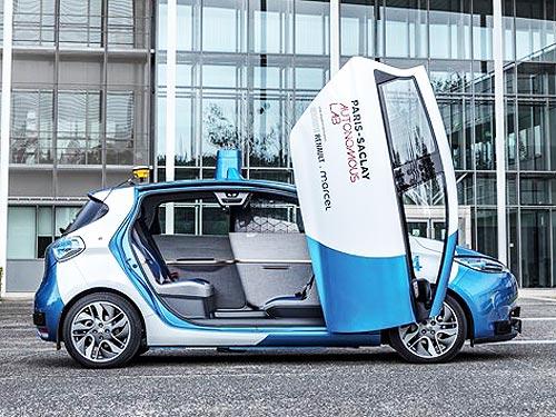 Renault представляет свое видение мобильности будущего