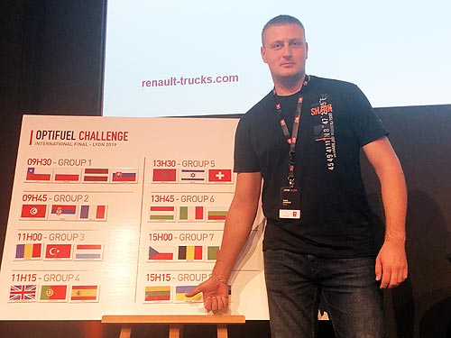 Optifuel Challenge 2019: грузовики Renault Trucks снова поразили экономичностью - Renault