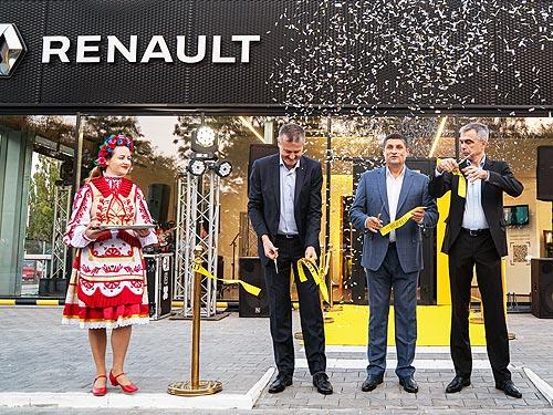 Renault Store открылся в Измаиле