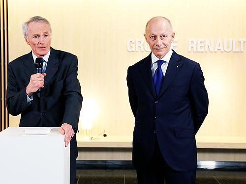 В группе Renault новое руководство и внедрена новая система управления - Renault