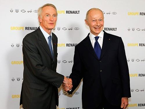 В группе Renault новое руководство и внедрена новая система управления