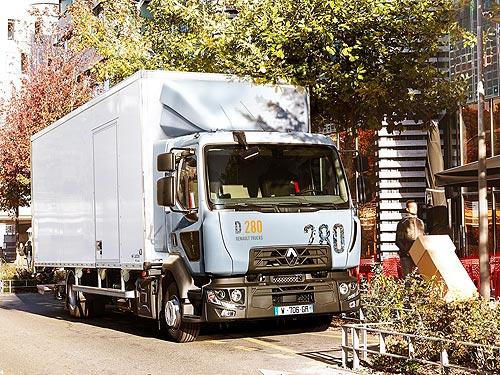 Renault Trucks обновляет грузовики D-серии. Что поменяется