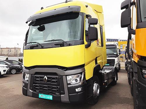 Renault Trucks в Украине объявляет осеннюю распродажу складских запасов
