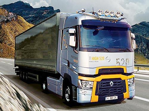 Renault Trucks представляет новые версии магистральных тягачей T и T High 2020 года