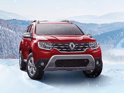 Renault в Украине запускает новую сервисную акцию «ТО со скидкой до 30%»
